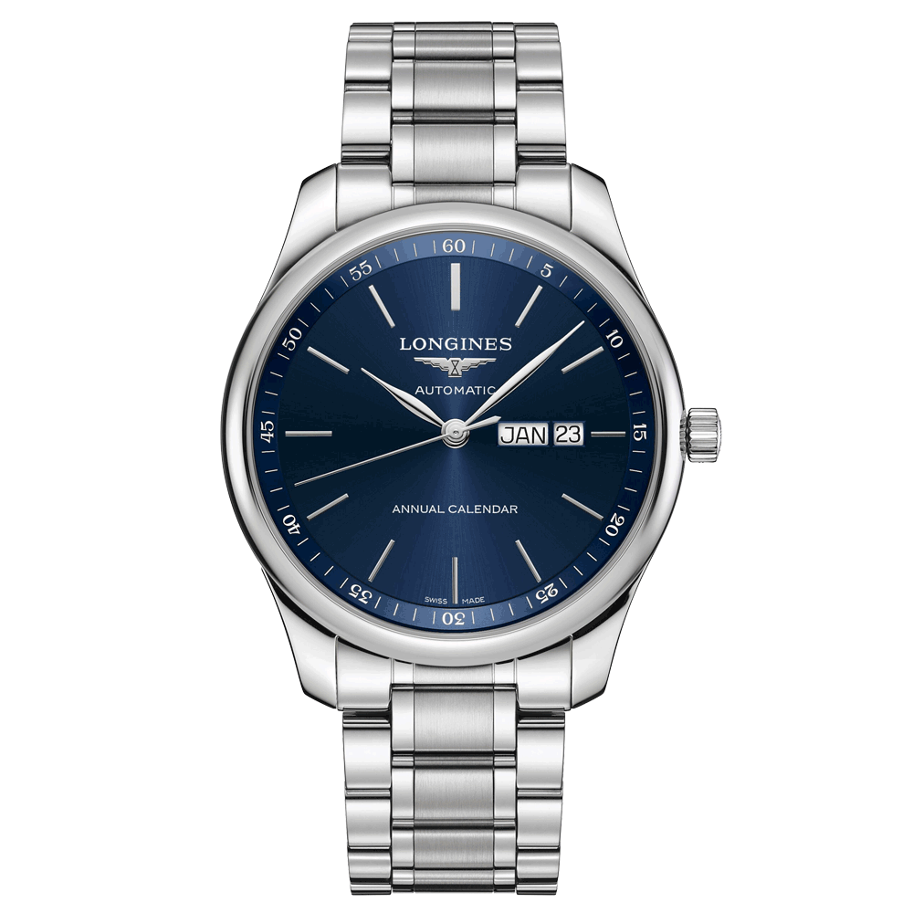 Montre Longines Master Collection Annual Calendar
