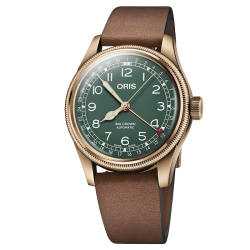 Montre Oris Aviation Big Crown Pointer Date 80th anniversary edition 40 mm